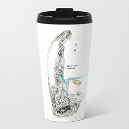 KARMIC IMPULSES: From Flora to Fauna Travel Mug