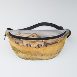 Barns and Windmill Fanny Pack