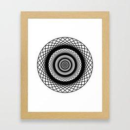 Spiral Not Framed Art Print