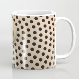 Dots. Fashion Textures Coffee Mug