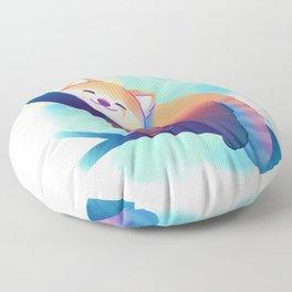 Dreaming Red Panda Floor Pillow