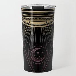 Galactic Federation of Light Travel Mug