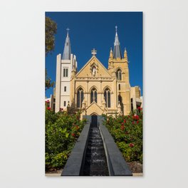 St. Mary's Cathedral Canvas Print