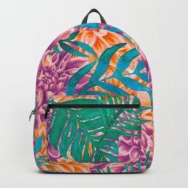 artistic floral cn Backpack