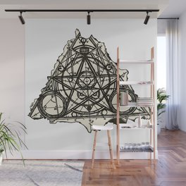 Imperfect Symmetry Wall Mural