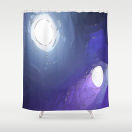 The Incident Shower Curtain