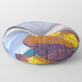 Fulmar Petrel Bird Floor Pillow