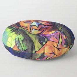 Preservation Floor Pillow