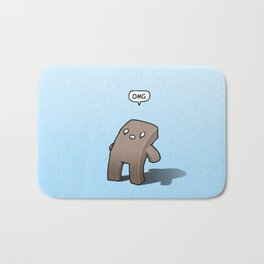 Oh The Humanity Bath Mat