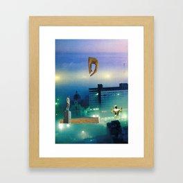 arsicollage_4 Framed Art Print