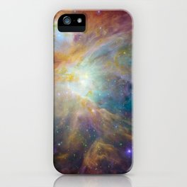 395. Chaos in Orion iPhone Case