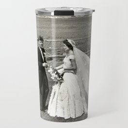The Kennedys' Wedding Travel Mug