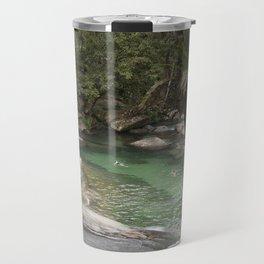 Tropical Lagoon Travel Mug