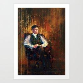 Thomas Shelby Art Print