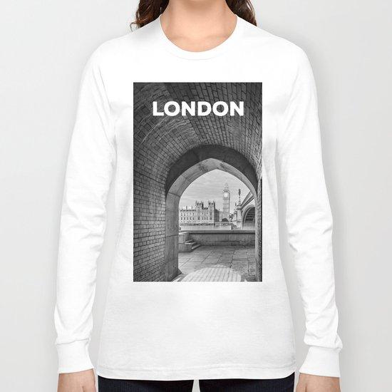 Big ben and bridge Long Sleeve T-shirt