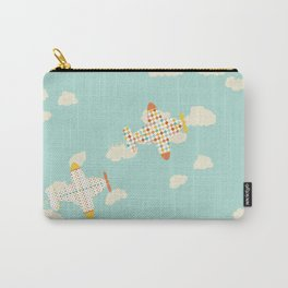 Flying By Carry-All Pouch