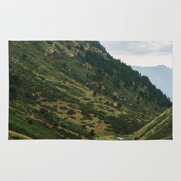 La Vallée d'Eyne Rug