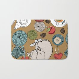 home cosiness Bath Mat