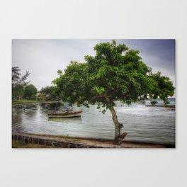 Cap Malheureux, Mauritius Canvas Print