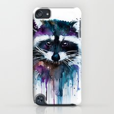 Raccoon iPod touch Slim Case