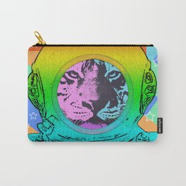 SPACE TIGER ASTRONAUT Carry-All Pouch