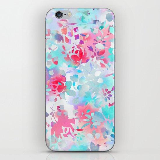 Floral Spirit 1 iPhone & iPod Skin