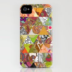 Like a Quilt Slim Case iPhone (4, 4s)
