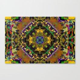Jacob Marley's Magic Carpet Canvas Print