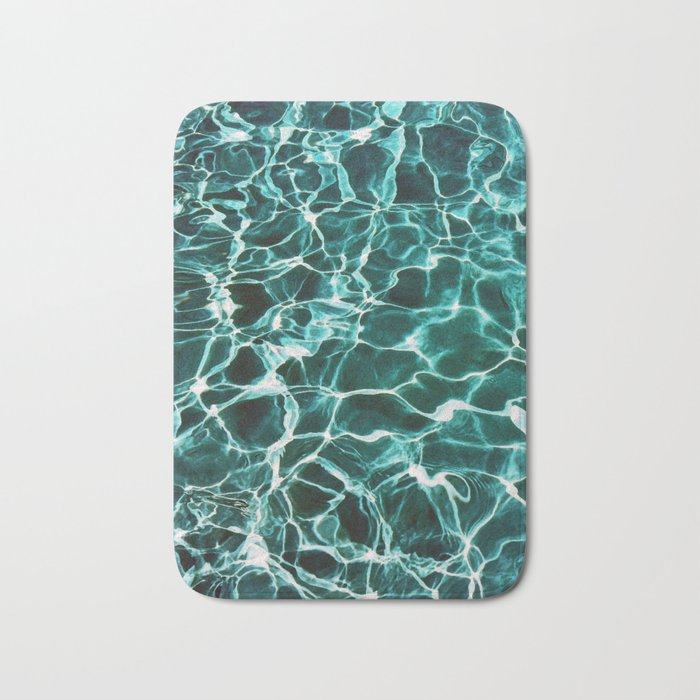 Waiting For Summer #society6 #decor #buyart Bath Mat