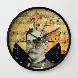 Relics and Curiosities Wall Clock