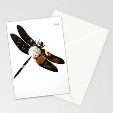 Libellule Jacob's 1968 fashion Paris Stationery Cards