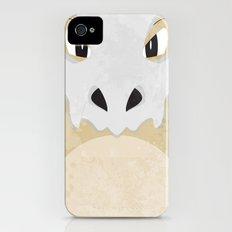 Minimalist Cubone Slim Case iPhone (4, 4s)