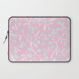 skyberries in pink forest Laptop Sleeve