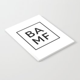Table of Elements BAMF Notebook