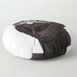 The Silent Brother Floor Pillow