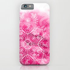 Pink + Patterns Slim Case iPhone 6s