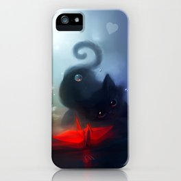 Faithful Mirror iPhone Case