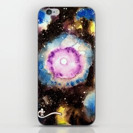 Tiny Astronaut 2 iPhone Skin