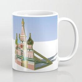 Russia Is A Marginal Power Coffee Mug