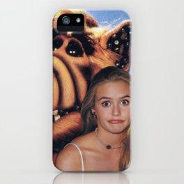 Alien Friends  iPhone Case