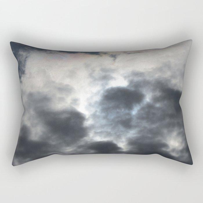 Dark Sky Rectangular Pillow