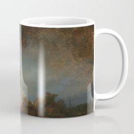 Rembrandt - The Stone Bridge Coffee Mug