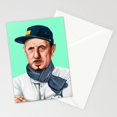 Hipstory -  Charles De Gaulle Stationery Cards