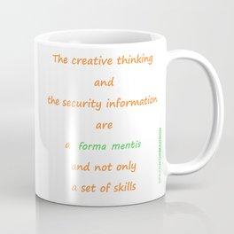 Forma mentis Coffee Mug