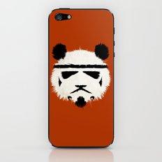 Panda Trooper iPhone & iPod Skin
