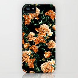 Peonies II iPhone Case