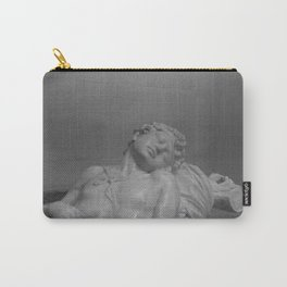 Marble Man Carry-All Pouch