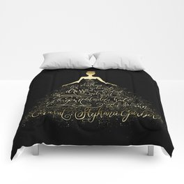 Scarlett's Enchanted Dress. Caraval Comforters