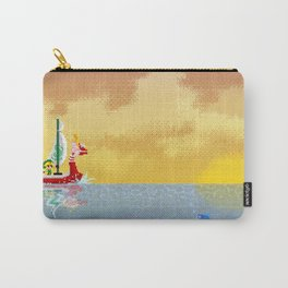 Pixelized : Wind Waker  Carry-All Pouch