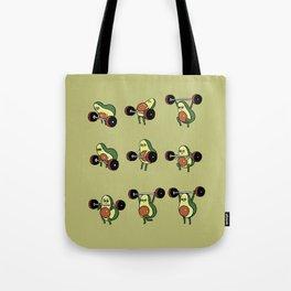 OLYMPIC LIFTING  Avocado Tote Bag